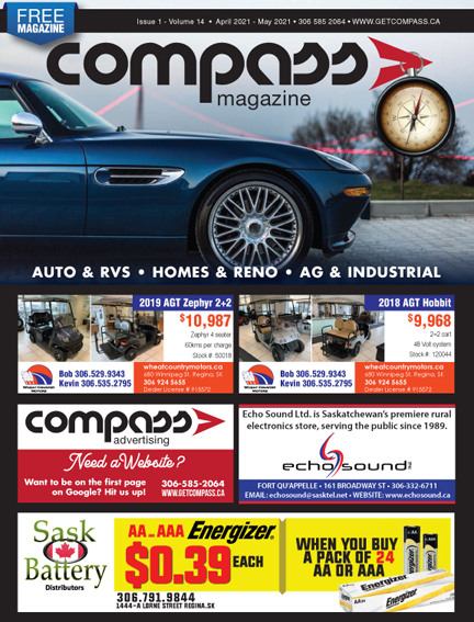 Compass Magazine - Image 1